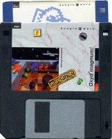 oxydmagnum diskette