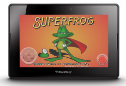 superfrog blackberry